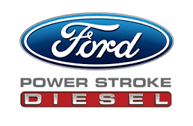 ford power stroke logo
